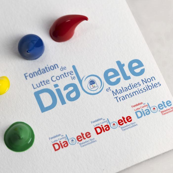 Logo Fondation Diabete